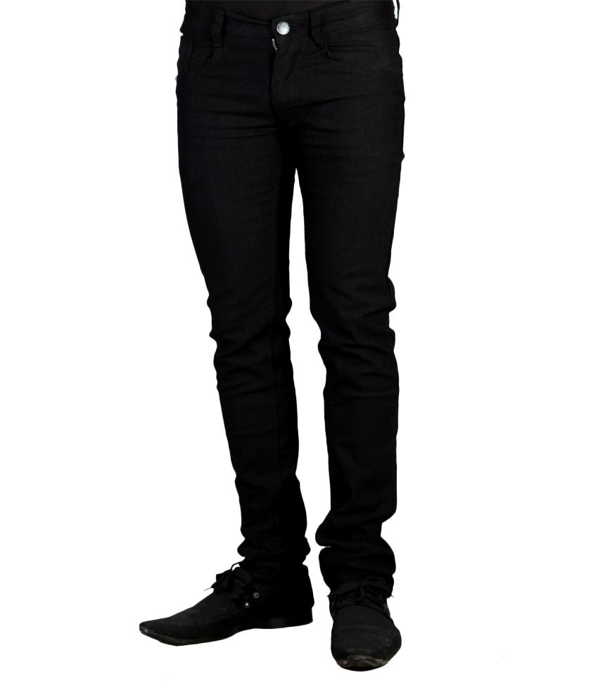Sam & Jazz Trendy Black jeans