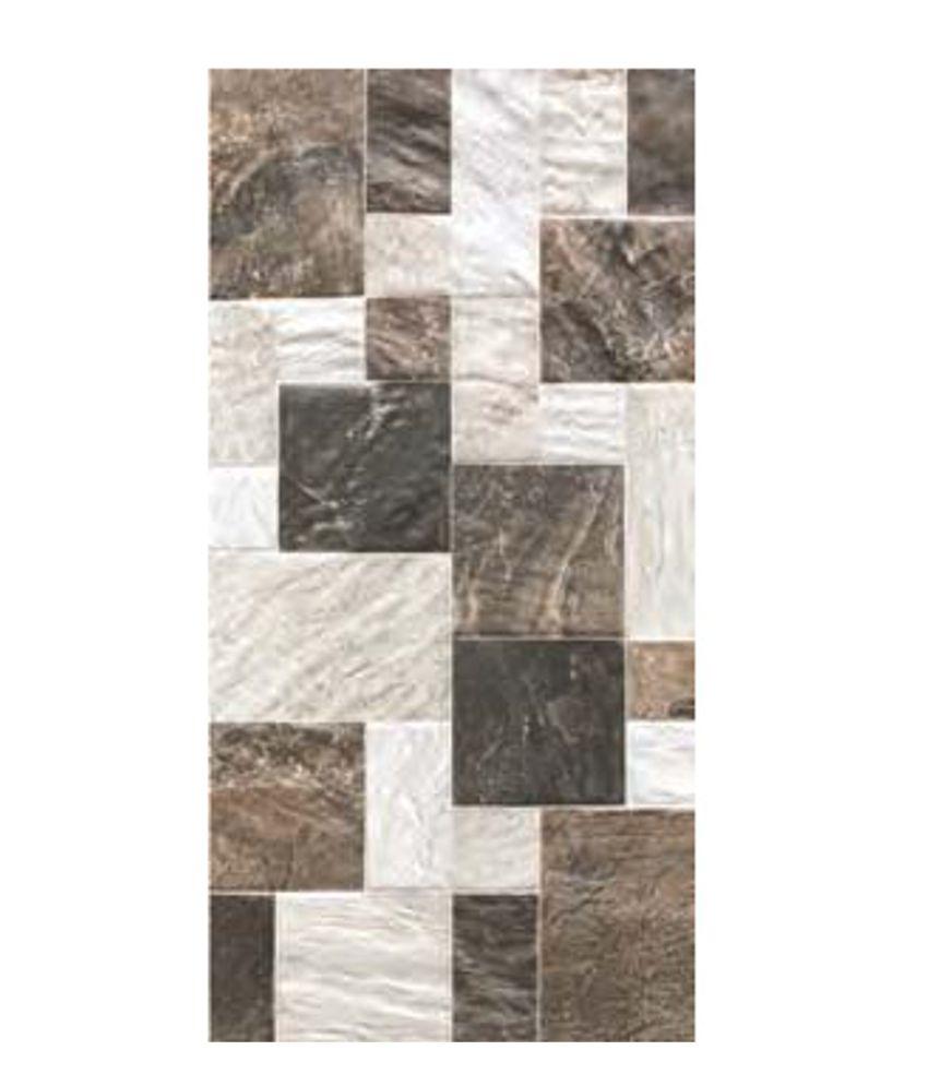 Buy Kajaria Ceramic Wall Tiles (Golconda Rock) Online at ...