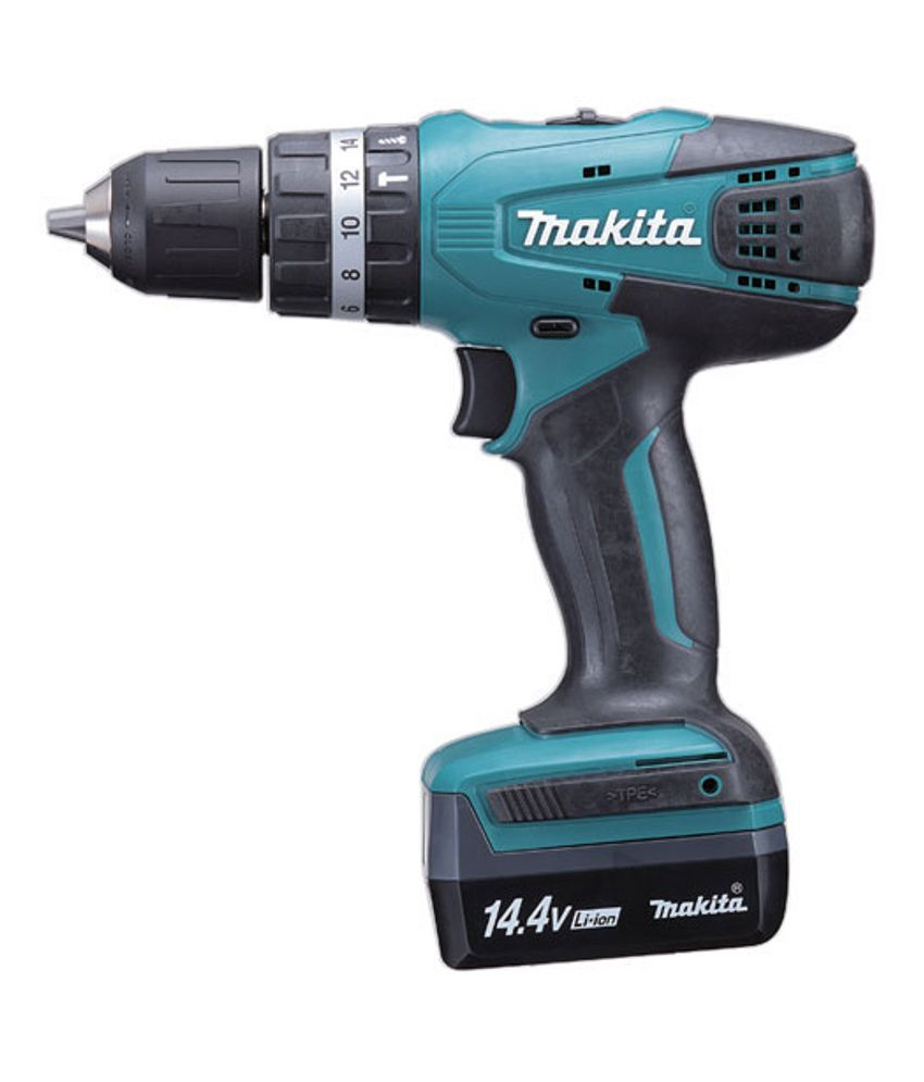 Makita-HP347DWE-Hammer-Drill