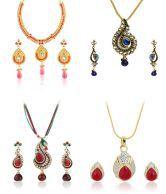 Sia Glam Festive Jewellery Combo