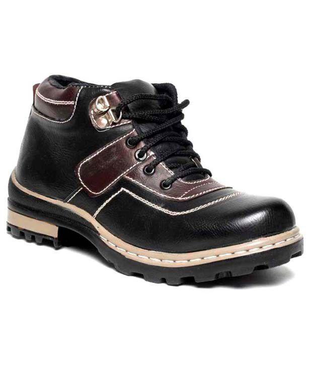 BigWing Black Boots