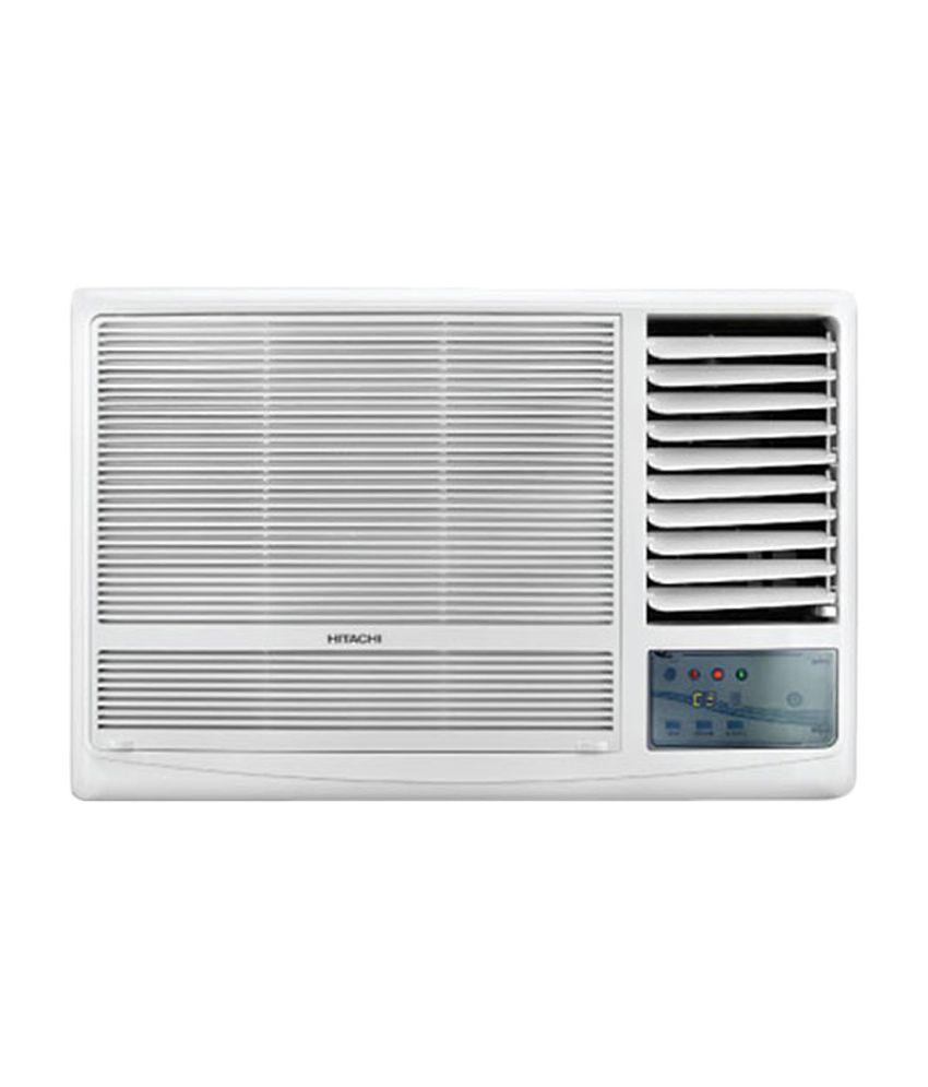 Hitachi 1 5 ton raw018kth kaze reidan window air for 1 ton window air conditioner