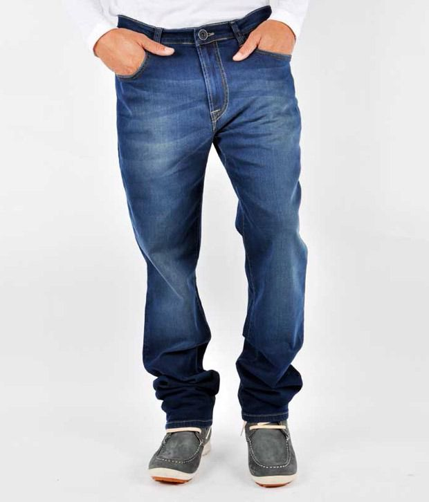 Pepe Jeans London Blue Slim  Fit Jeans