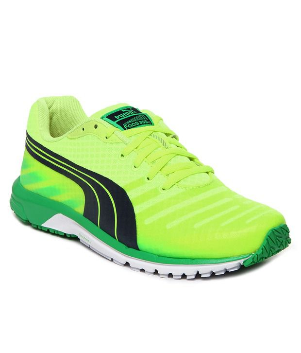 photos officielles 23412 89eaf Puma Faas 300 V3 Nc Green Running Shoes