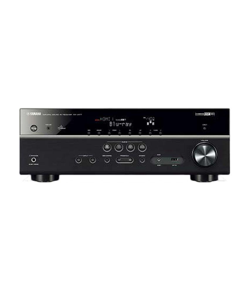 yamaha rx v477 5 1 channel av receiver