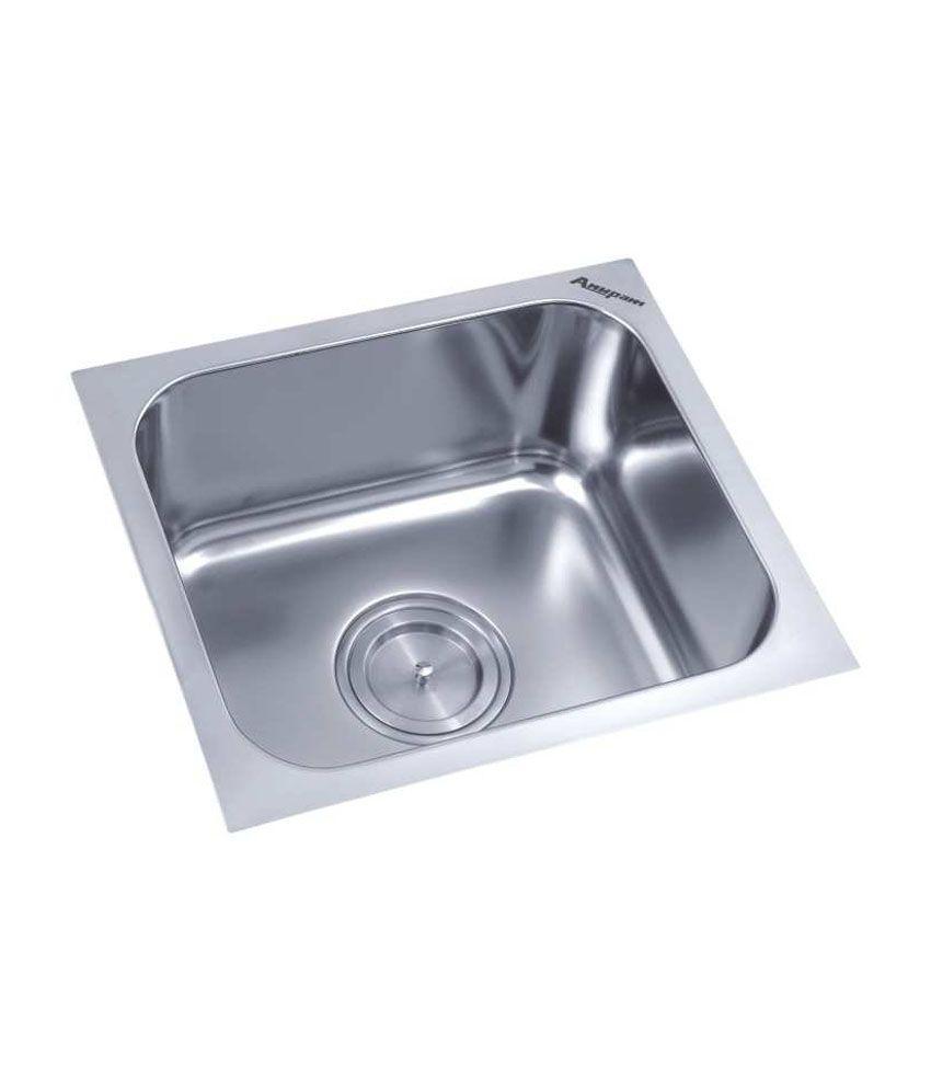 Radium Stainless Steel Kitchen Sink