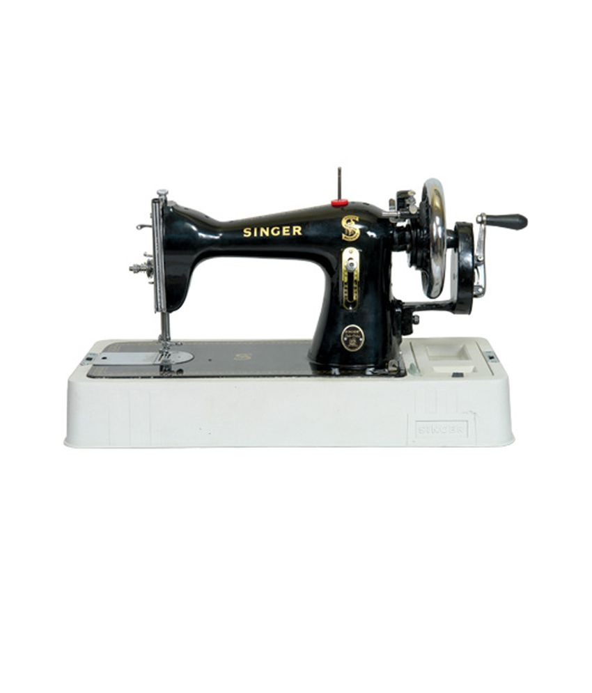 Singer-Metal-Sewing-Machine