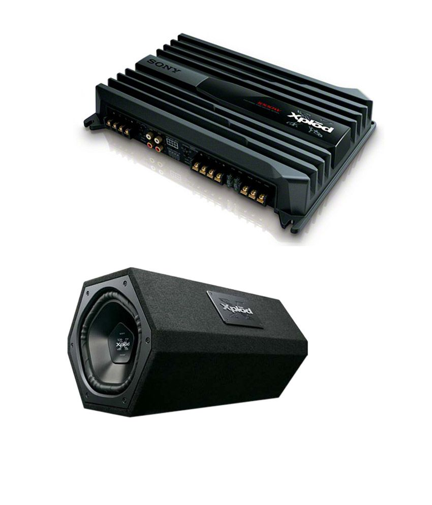 Channel Car Amplifier Price In India