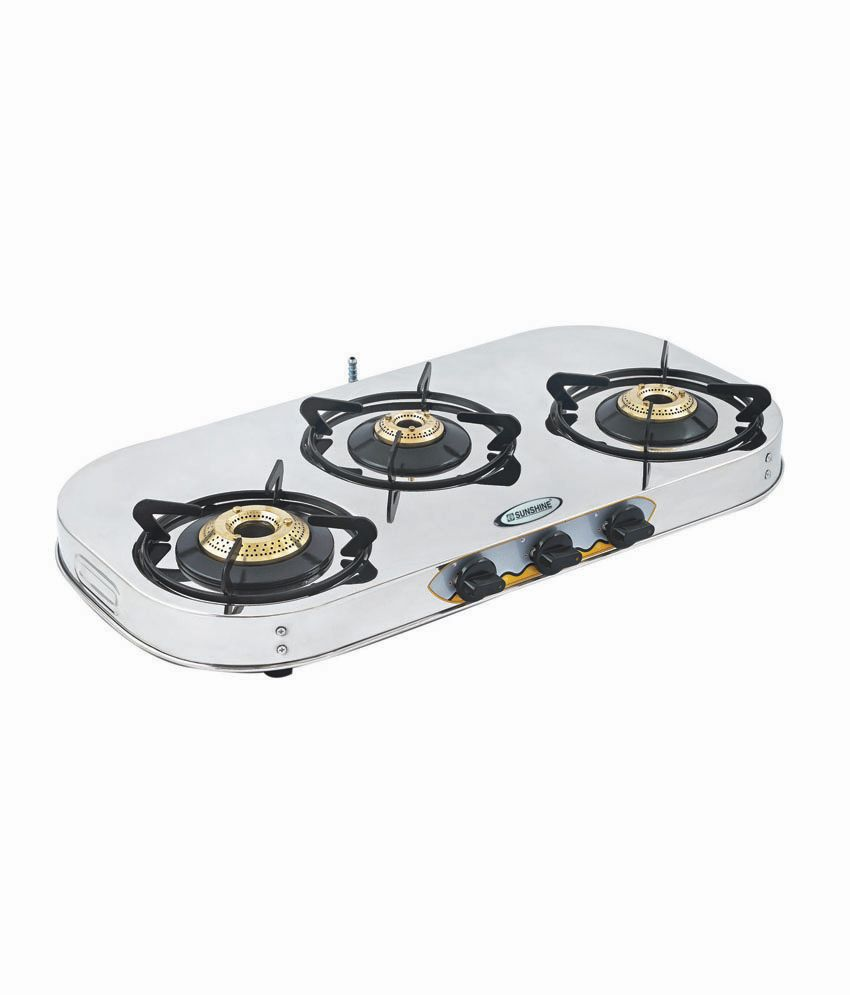 Sunshine-VT-3-3-Burner-Auto-Ignition-Gas-Cooktop