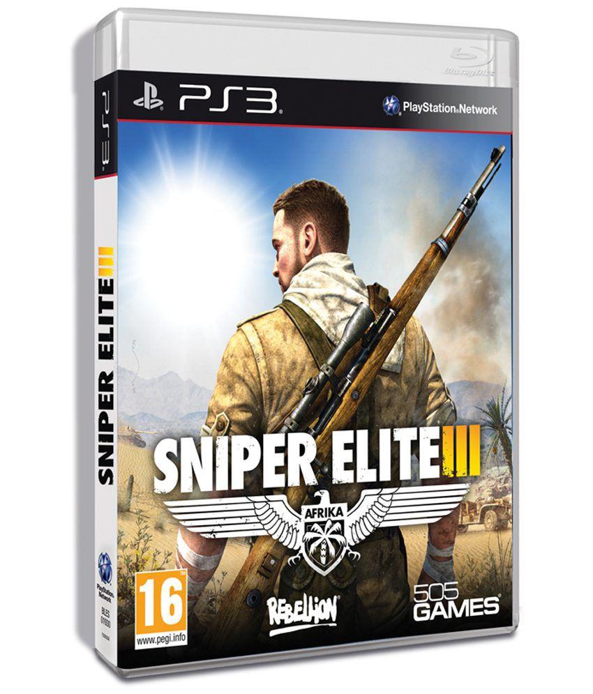 Sniper Elite 3 Ps3 Cheats