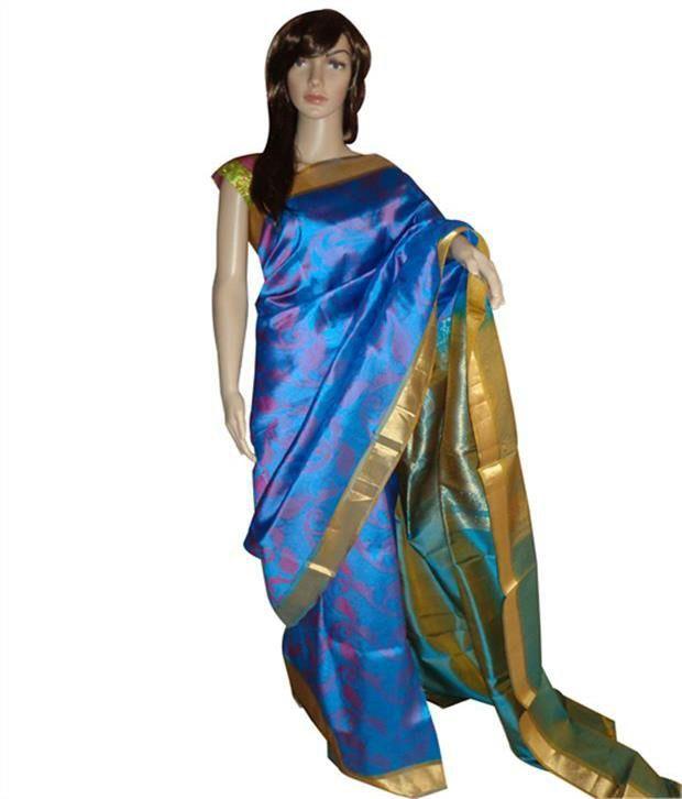 7b9e68517 Pure Uppada Silk Saree - Buy Pure Uppada Silk Saree Online at Low ...