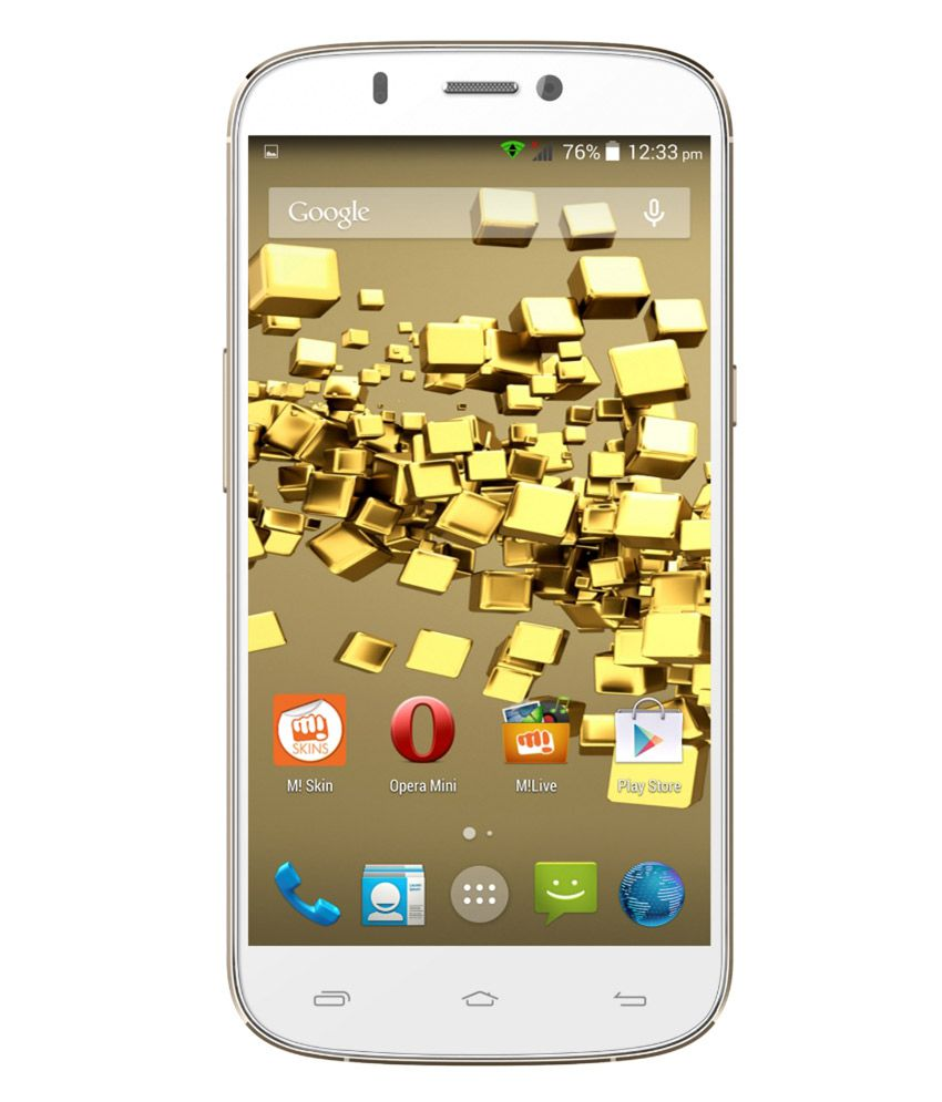 Micromax Canvas A300 32GB White