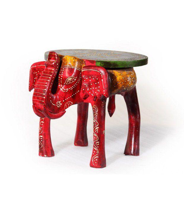 Craft Creation Elephant Round Stool