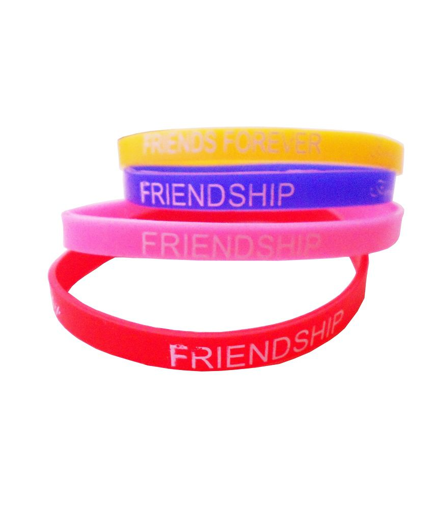 adworks colorful beautiful pk friendship ideas bracelets bands jewelry
