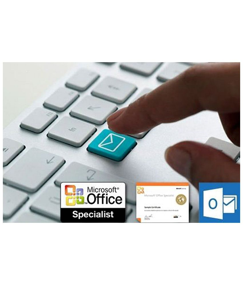 Microsoft Office Specialist Outlook Exam Certification Online