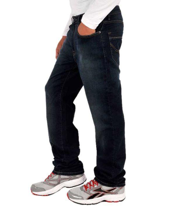 Pepe Jeans London Men Jeans With Lycra Denim Regular Fit