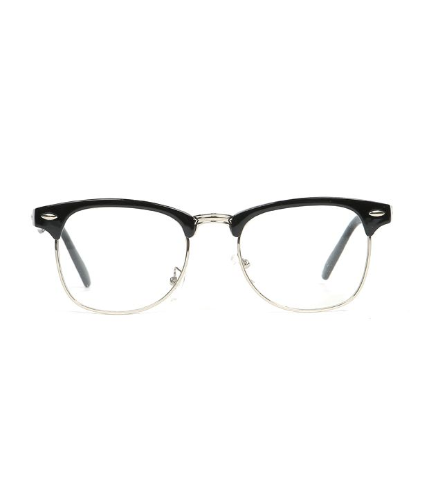 ece8e58465 Men s Fashion Frame Clubmaster Eyeglasses w  Clear Glass Lens - Buy Men s  Fashion Frame Clubmaster Eyeglasses w  Clear Glass Lens Online at Low Price  - ...