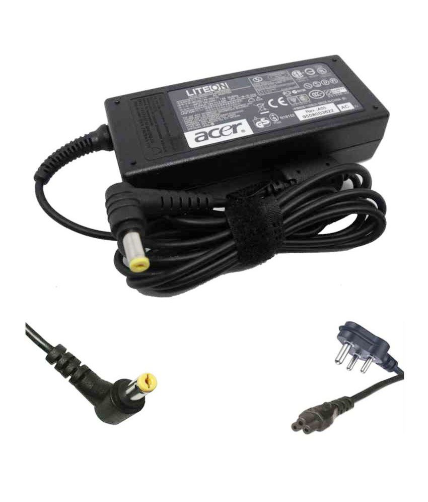 Acer Laptop Adapter Original Genuine Box Pack Acer Aspire 5620 5620-1a1g12 5620-1a2g25mi 5620g Charger 19v 3.42a 65w Power Adapter