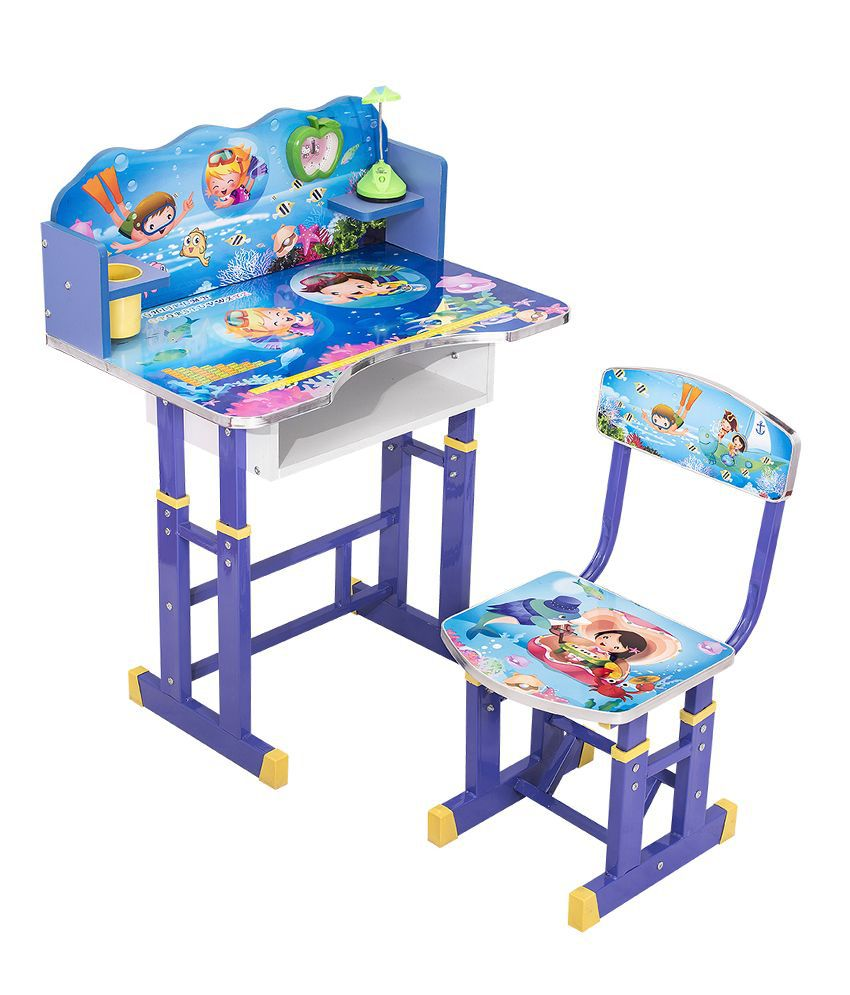 furniture dynamics kids study table and chair buy furniture rh snapdeal com