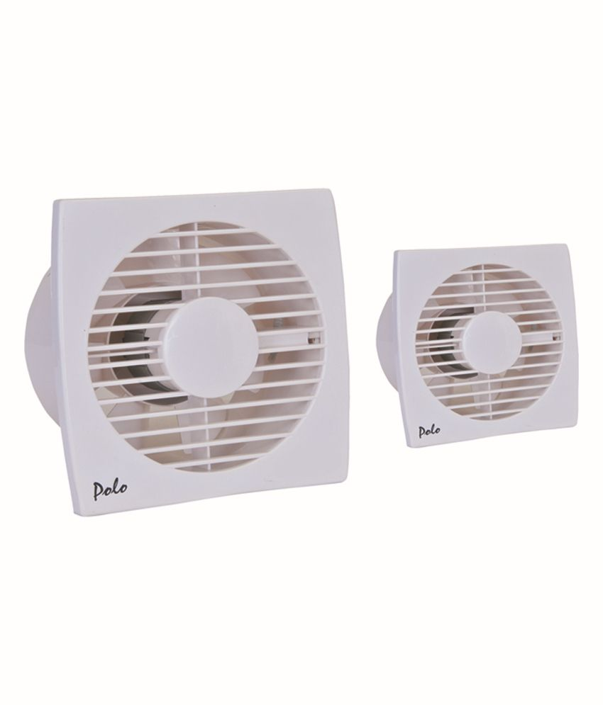 Rally Polo 6 Inch Exhaust Fan