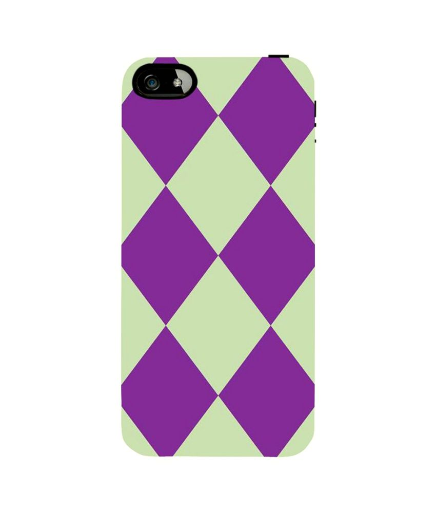 sent from my iphone snoogg chequered pattern design 2365 for apple iphone 5 2365