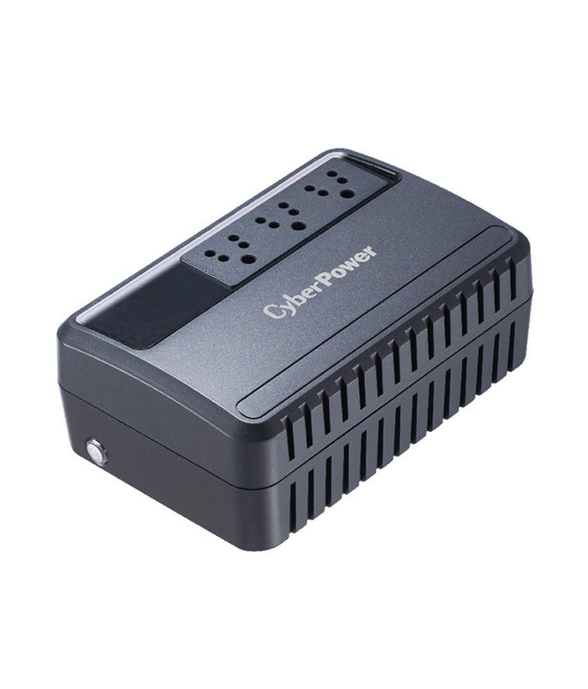 CyberPower BU600E-IN UPS