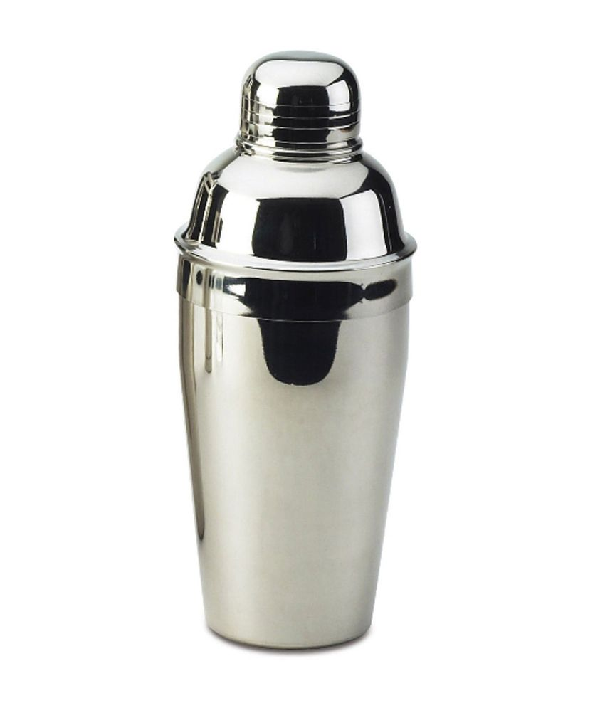 King Metal Works - Cocktail Shaker - Stainless Steel - Barware Accessories (Pack of 2)