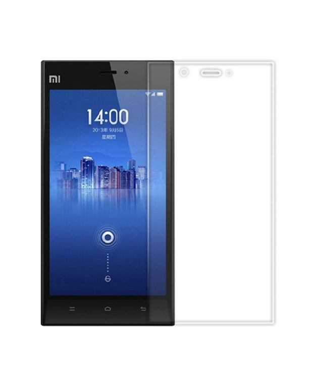 Xiaomi MI3 Tempered Glass Screen Guard by Jo jo