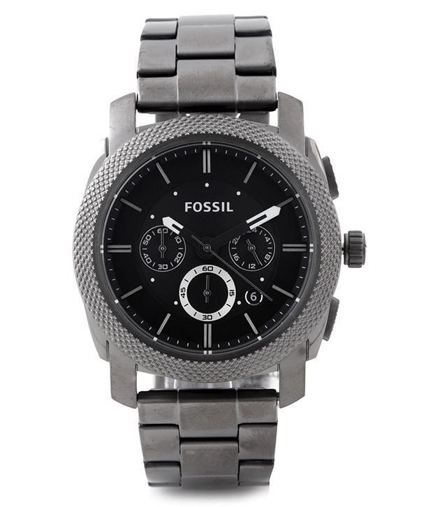 Amazon.com: Customer reviews: Fossil Men's FS4662 Machine ...