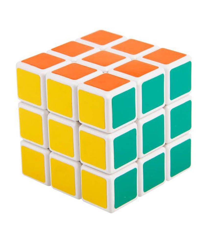 Funrally 3 X 3 X 3 Rubik Cube Puzzles