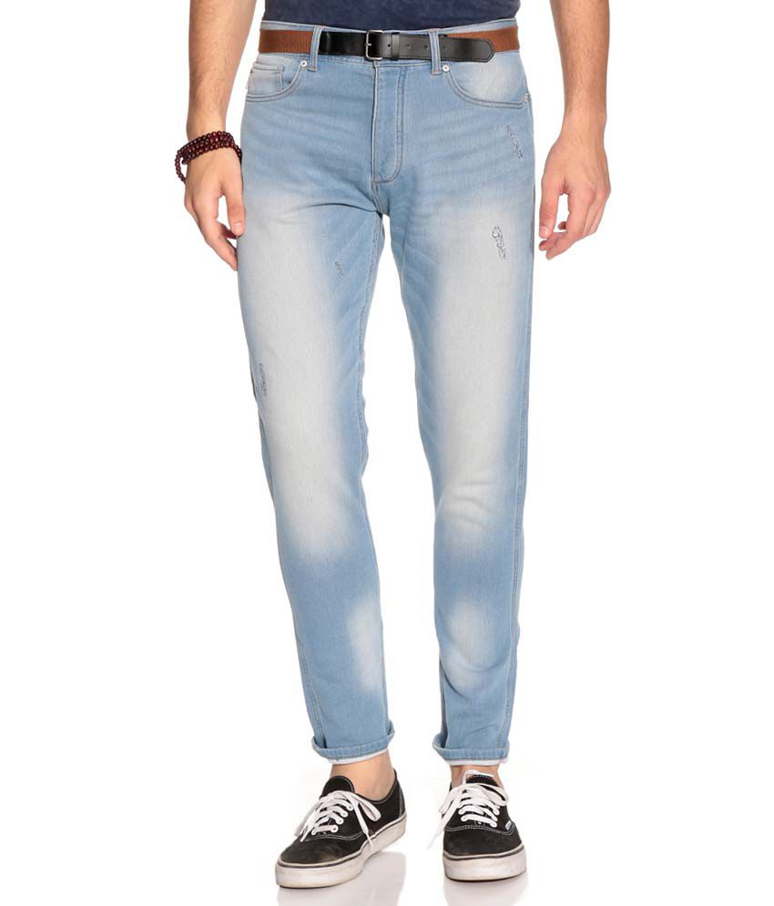 Jack & Jones Blue Slim  Jeans