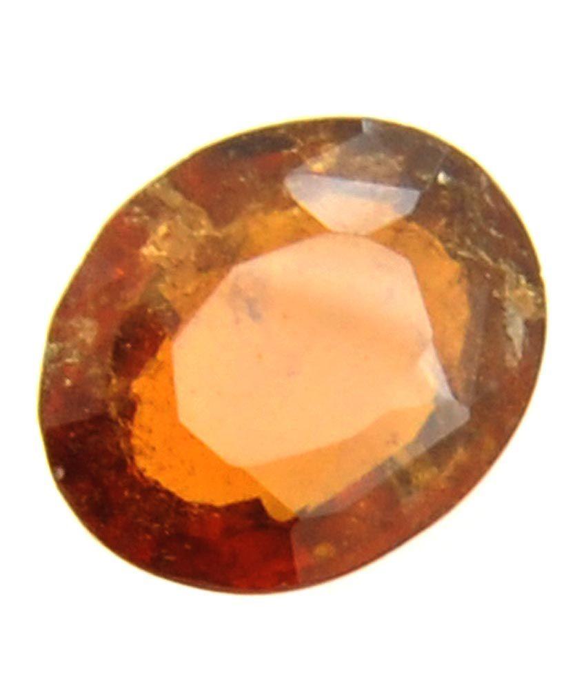 Barishh Gems Rahuratna 4.50 Ratti Certified Ceylon Gomed Hassonite