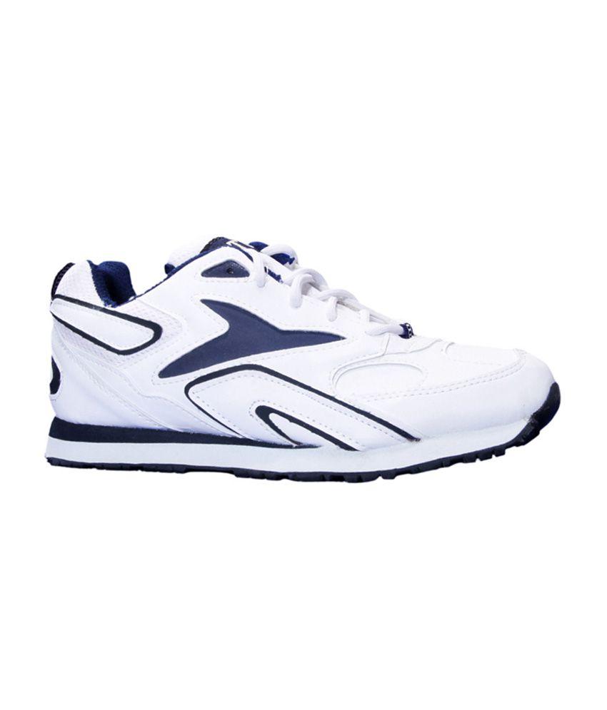 Tuffs White Sports Shoes - Buy Tuffs