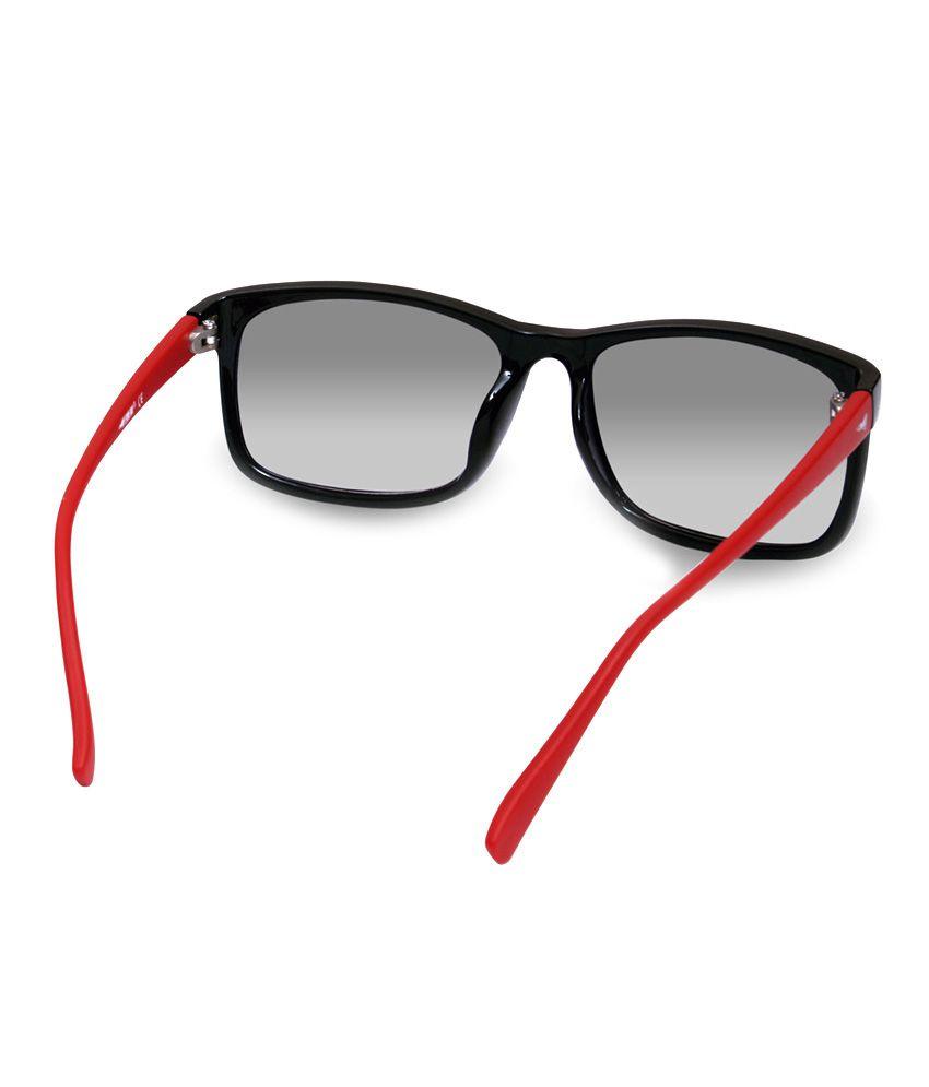 b354ceb6e6 Ferrero F-5021-A Black Yellow Wayfarer Sunglasses - Buy Ferrero F ...