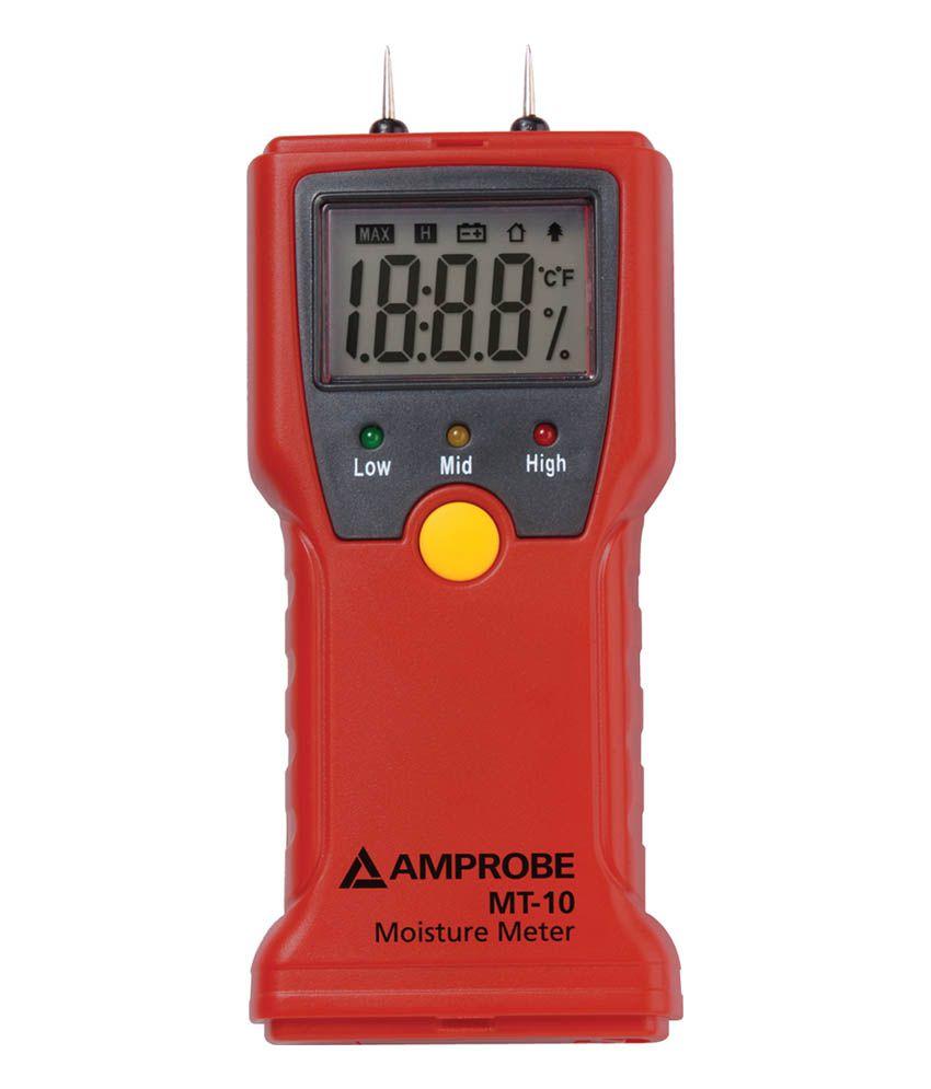 Amprobe Mt-10 Moisture Meter