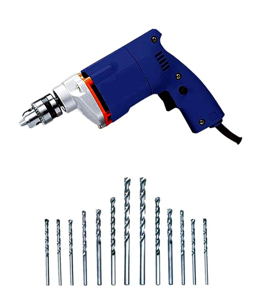 Drill Machine with Rubber Grip Hammer: Buy Drill Machine ...