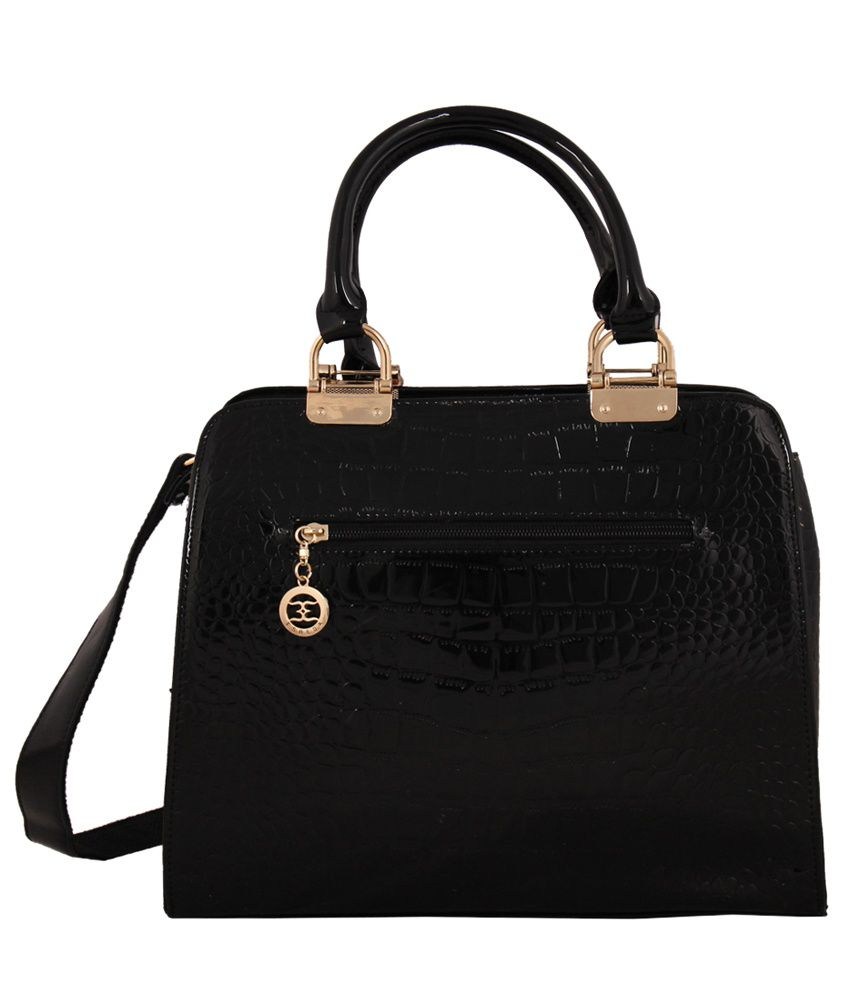 Esbeda Esb6109pink Black Shoulder Bags