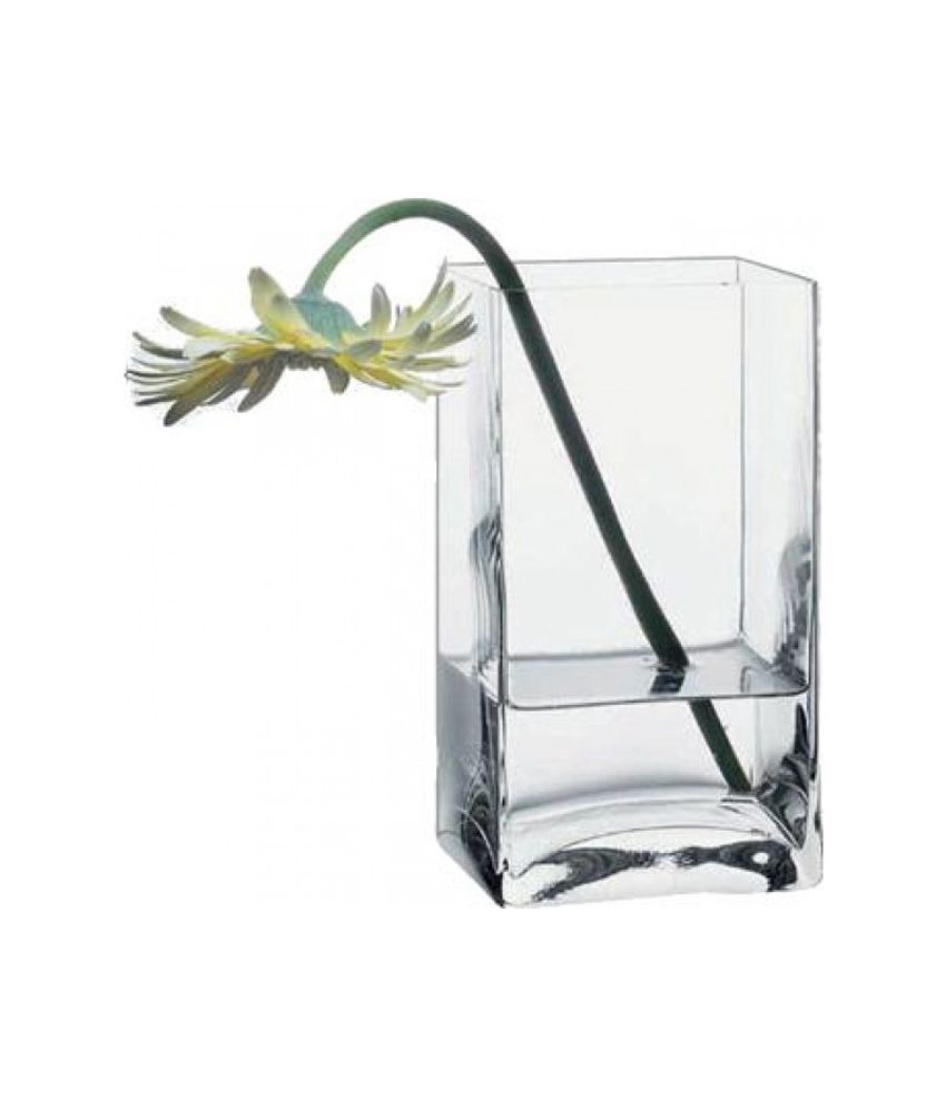 Pasabahce Glass Flower Vase