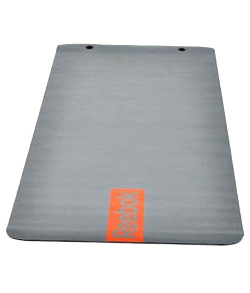 Reebok Yoga Mat With Eyelets Buy Online At Best Price On