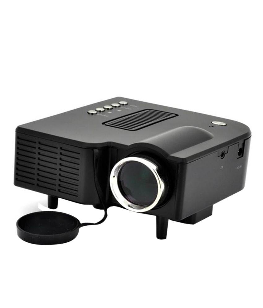Protel LED Cinema Projector with HDMI+ VGA, AV, USB and SD card Port