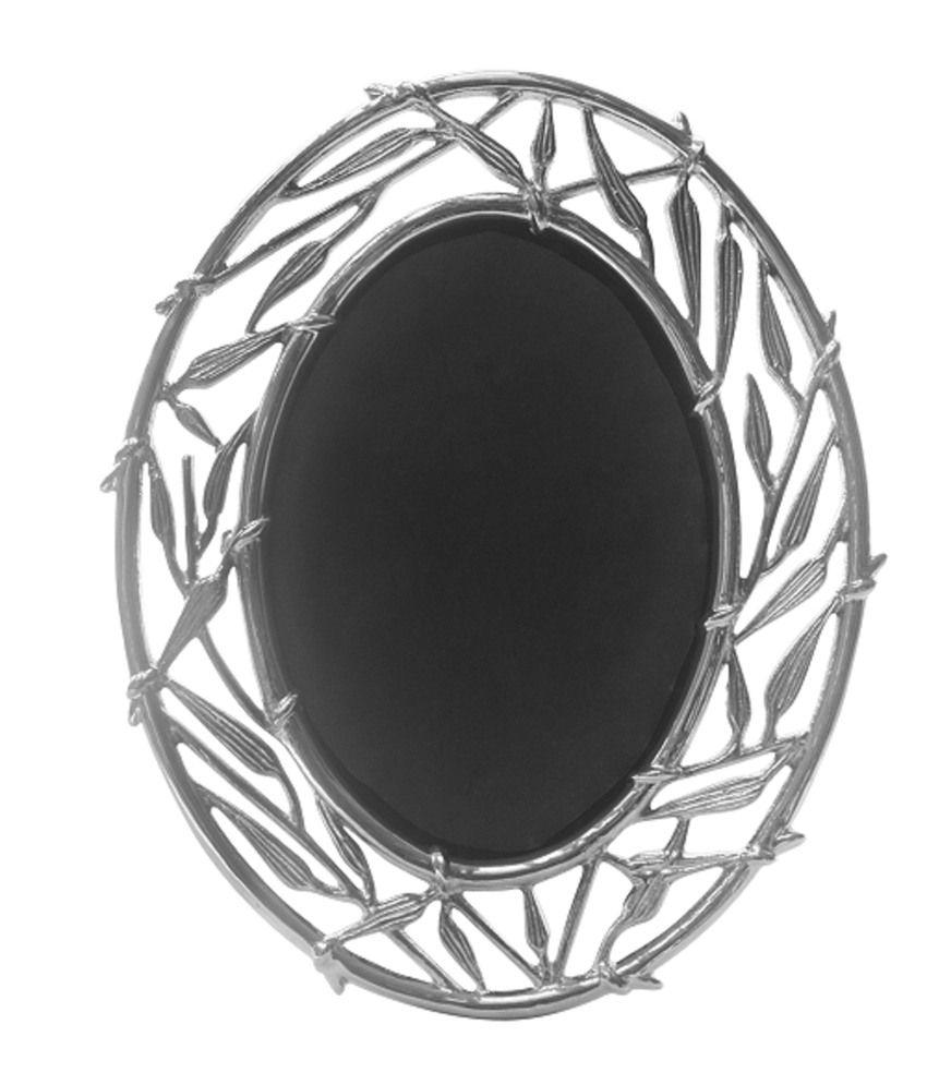 Sage Koncpt Bamboo Photo Frame 4X6 (Oval)
