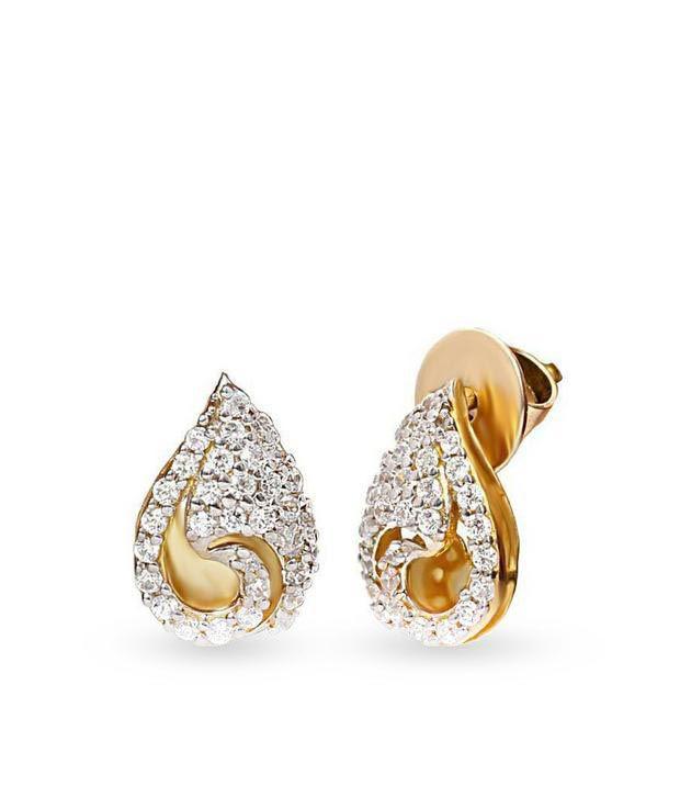 Shashvat Jewels Silver Gathering Fashion Earrings