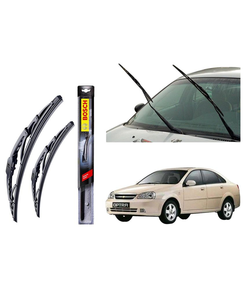 Bosch Conventional Wiper Blades For Chevrolet Optra 21 Inch 19