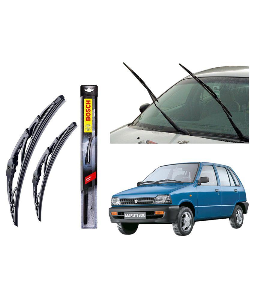 Bosch Conventional Wiper Blades For Maruti Suzuki 800 17 Inchpair