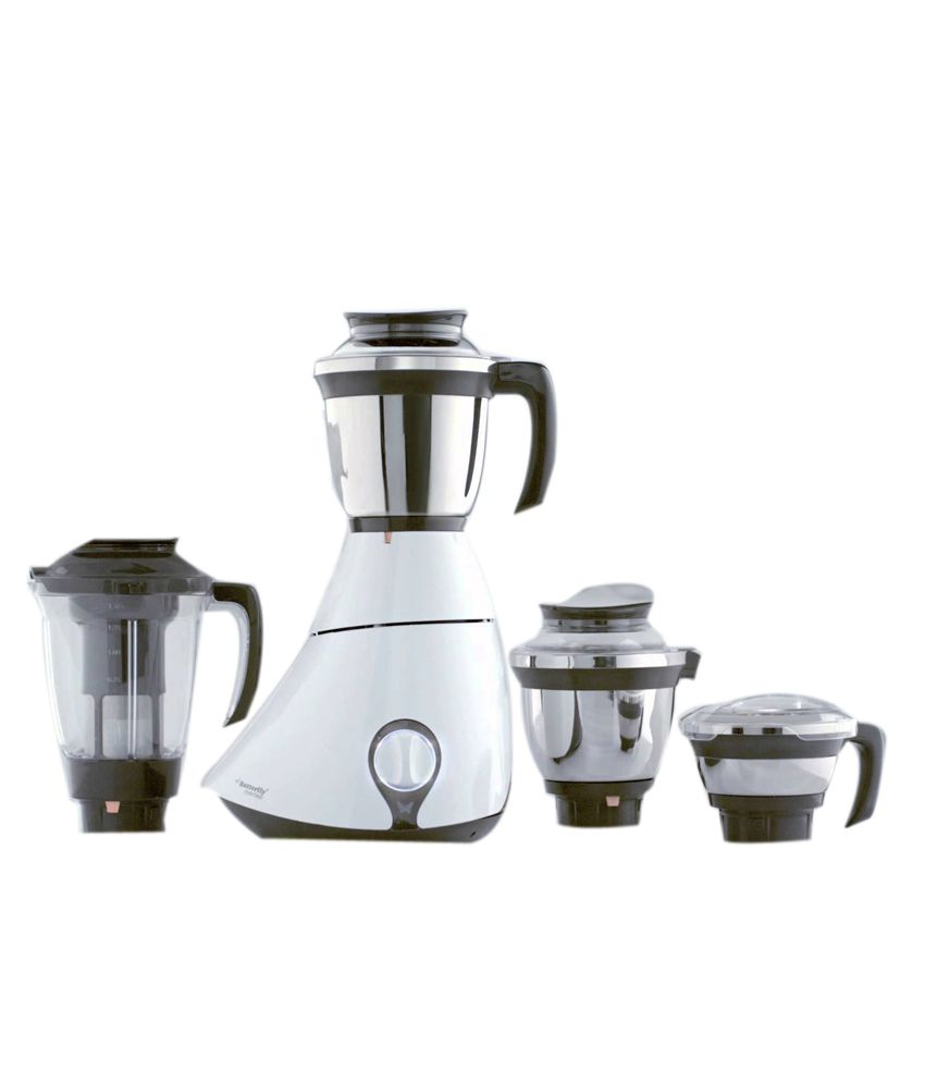 Snapdeal Kitchen Appliances Butterfly Matchless 4 Jar Mixer Grinder White Price In India Buy