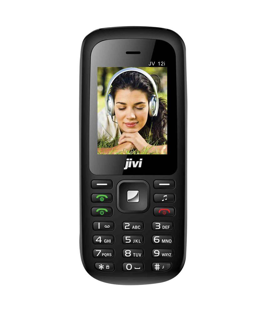 Jivi 12i Dual Sim Mobile Phone
