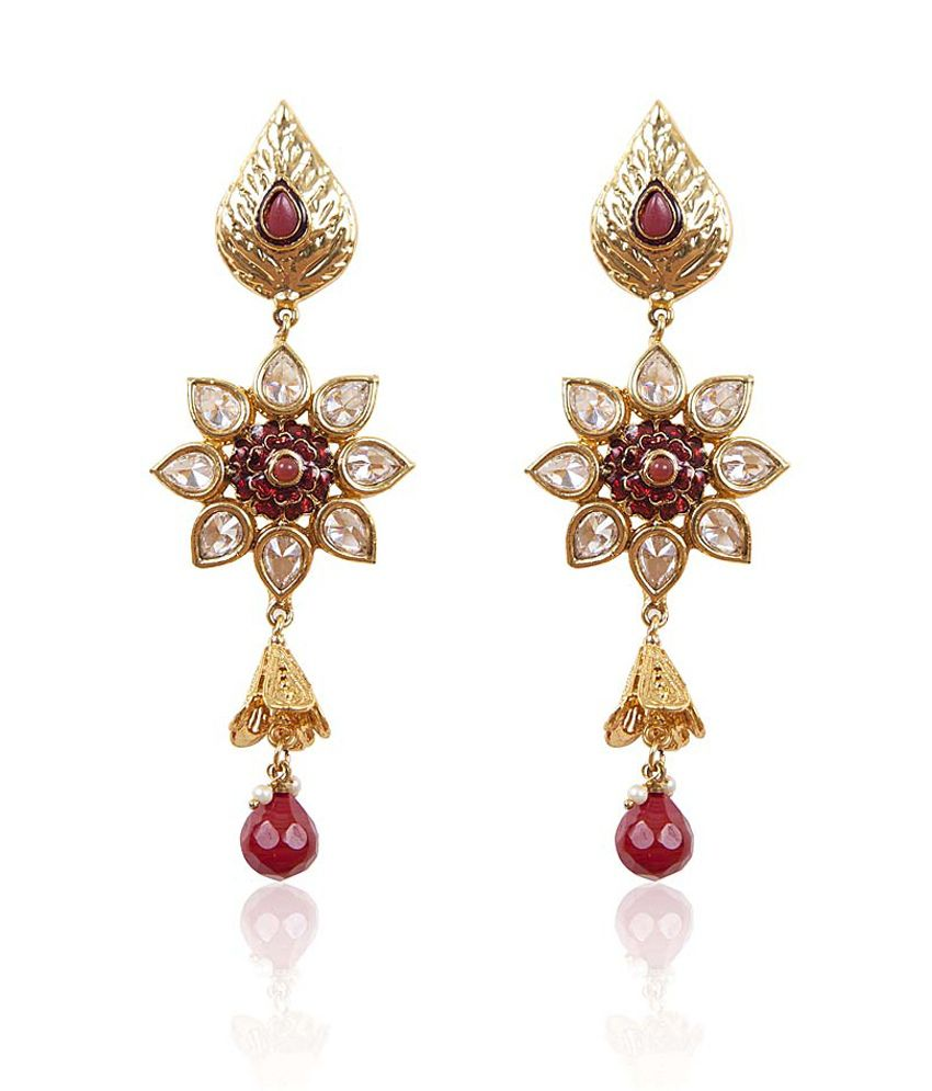 a earrings bollywood style creations and weddings tika indian of rajasthani kv set products prachy