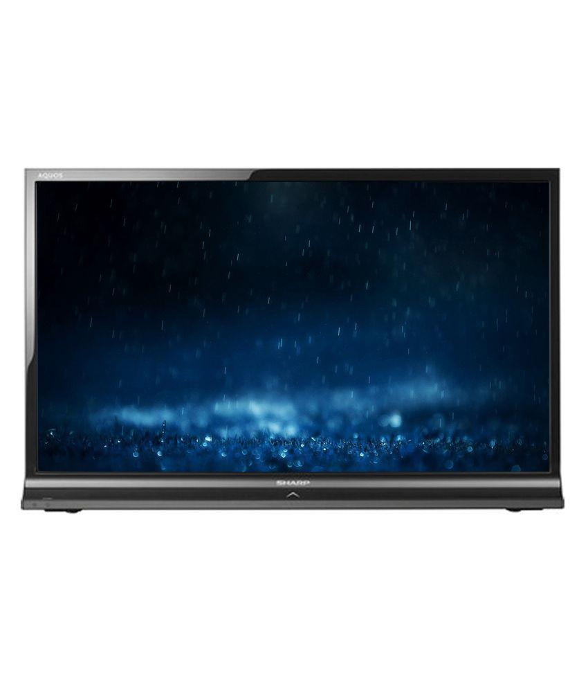 Buy Sharp 32le350 Black 81cm 32 Hd Led Television Online At Best