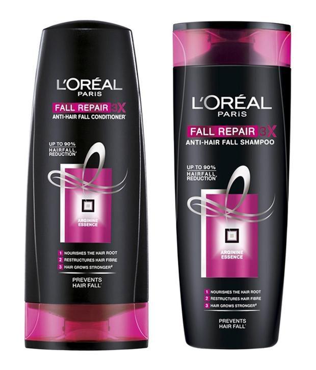 L Oreal Fall Repair Shampoo 175ml Amp L Oreal Fall Repair