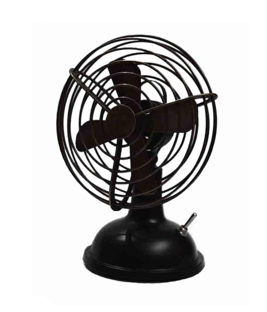 Incroyable Litstick Antique Table Fan ...